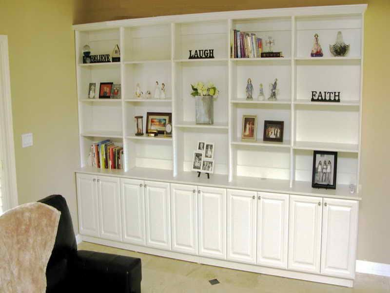 Diy Corner Hutch Built Ins