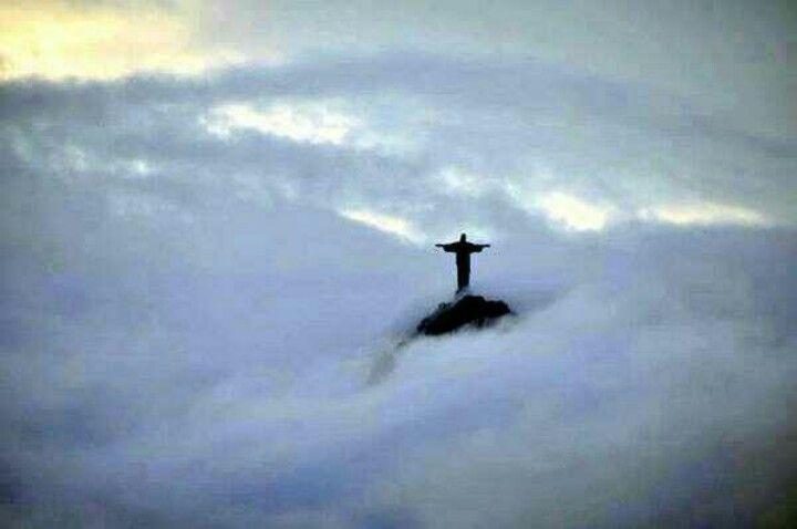 Cristo Redentor, Rio de Janeiro, Brazil http://en.m.wikipedia.org/wiki/Cristo_Redentor_(statue)