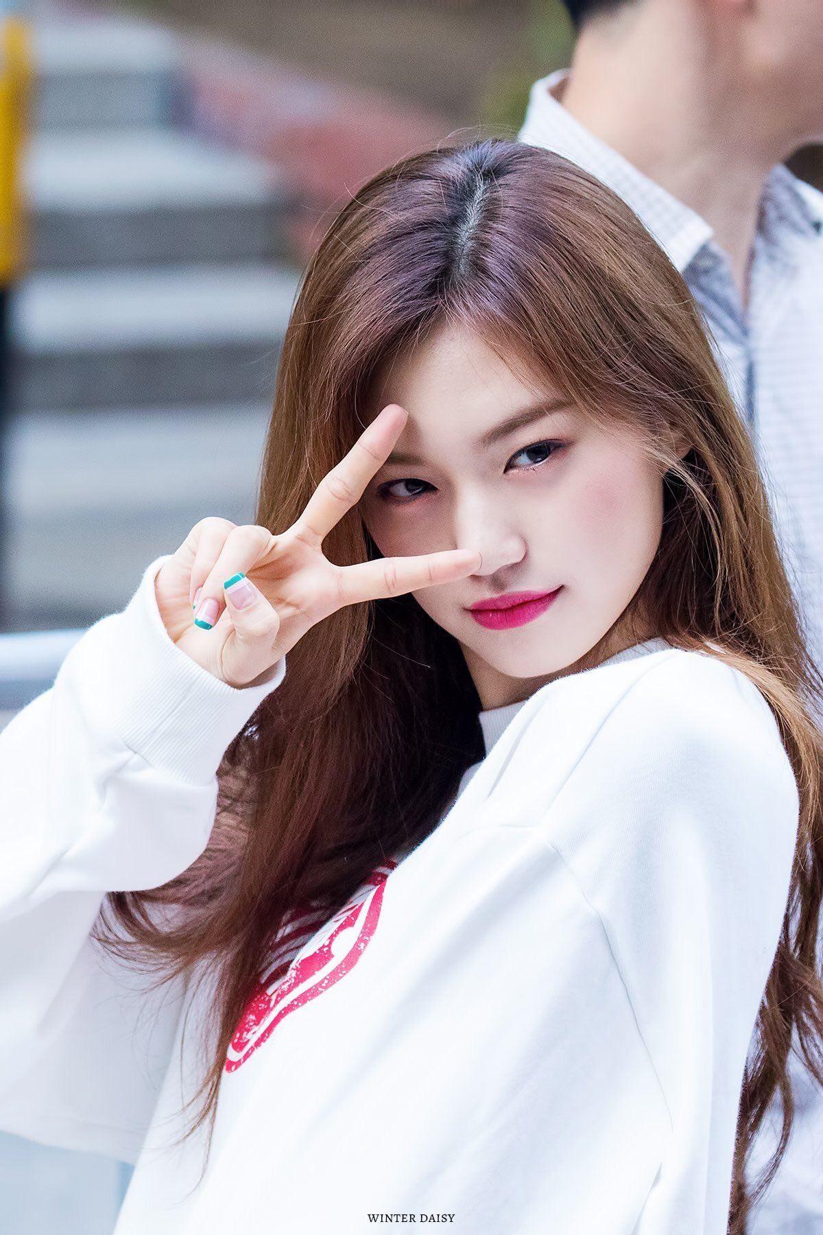 Koreaboo on   Tweets   Korean fashion, Kpop, Doyeon