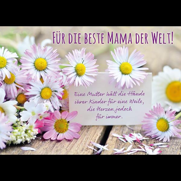 Für beste Mama der Welt Bild1
