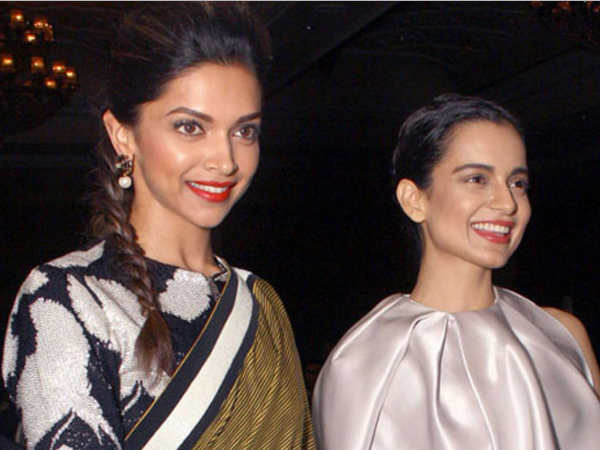 Kangana Ranaut On Deepika Padukone S Fashion Blunder Who Cares Deepika Padukone Celebrity News Celebrity Scandal