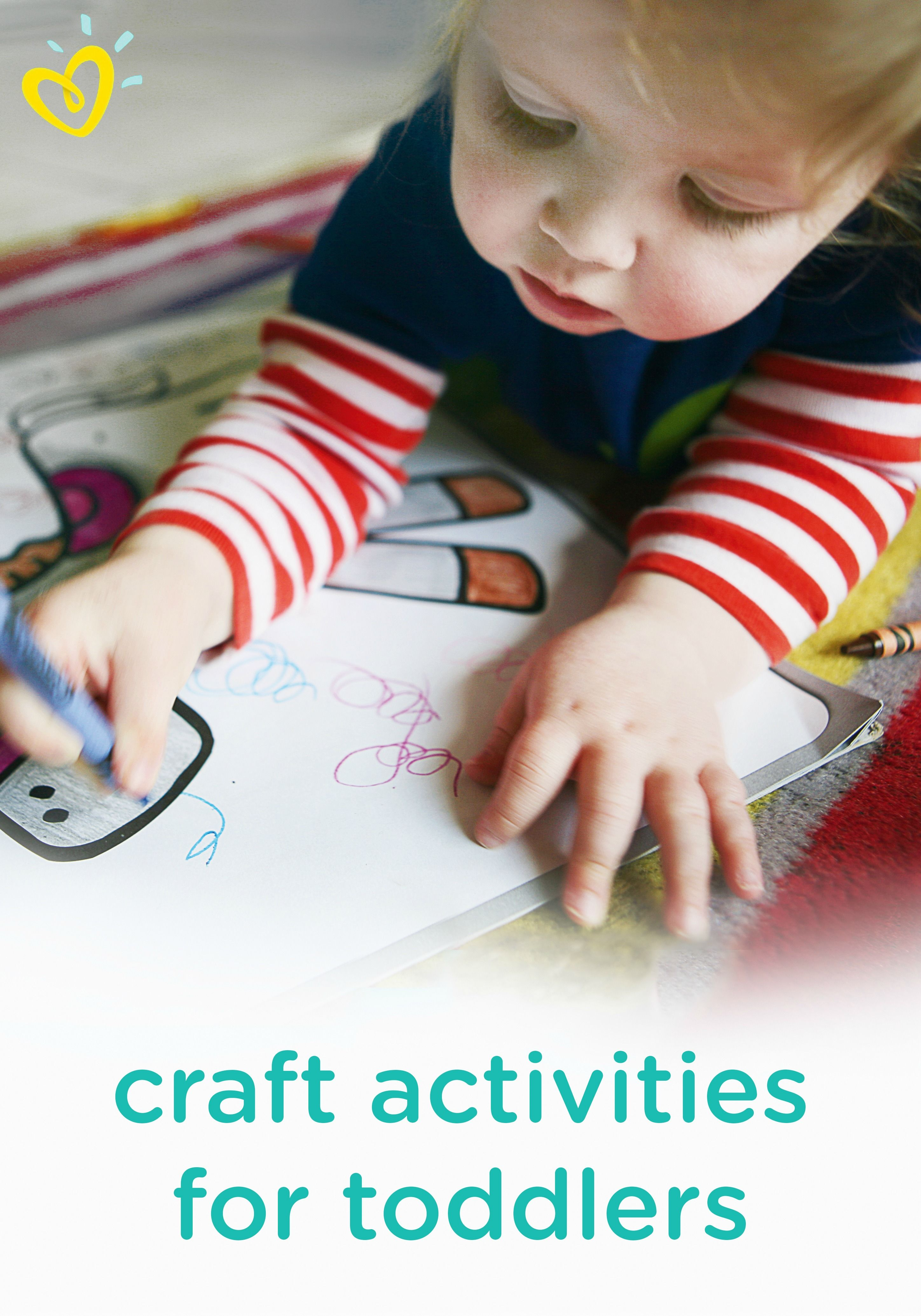 Crafts For Toddlers Ideas And Tips Toddler Crafts Activities