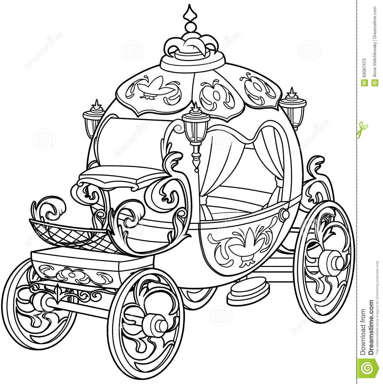 Pin Von Martina Pohlmann Auf Kutsche Disney Malvorlagen Aschenputtel Zeichnung Disney Zeichnen