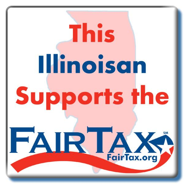 Image I created to support the FairTax. If you support the FairTax, please join me at http://FairTaxNation.com/ to help grow our Grassroots initiative.