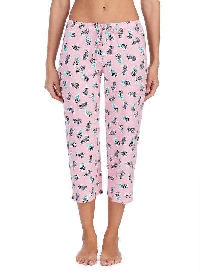 8224beaf9a Women s Jockey Printed Crop Pajama Pants in 2018