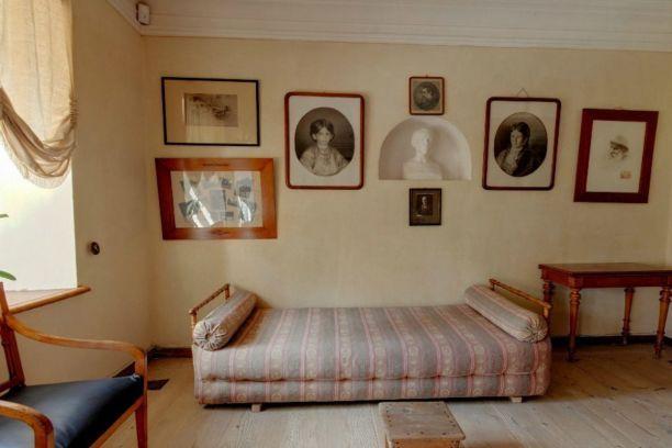 Yasnaya Polyana estate-museum