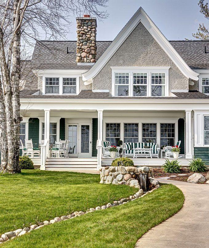 Pin de ashlyn matos en For the home Pinterest Casas, Fachadas y