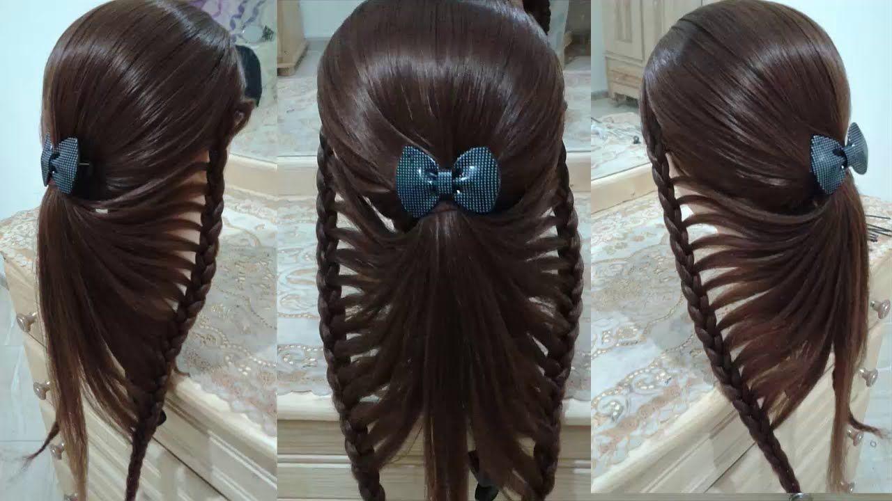 Peinados De Mariposa 14 Faciles Para Cabello Largo Bonitos Y