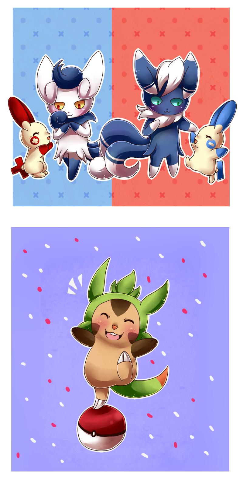 Xy countdown by rugichan on deviantart pokemon misc