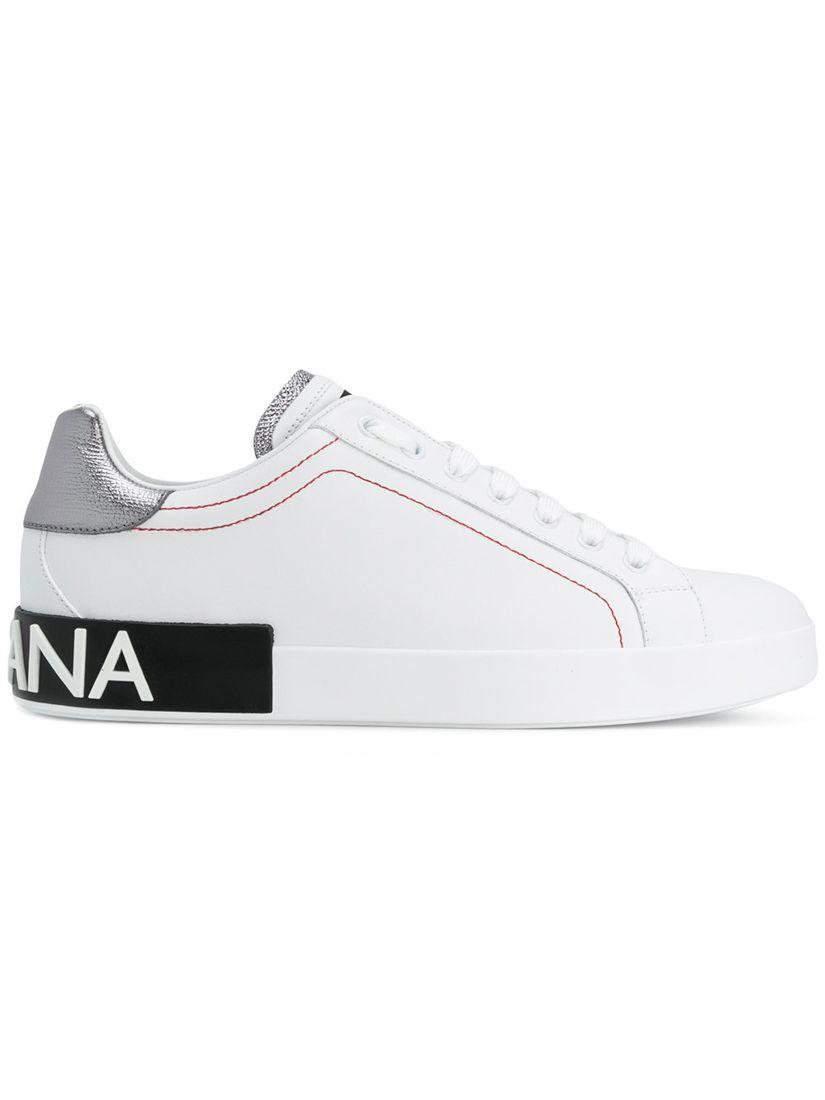 DOLCE   GABBANA logo后跟板鞋.  dolcegabbana  shoes  f156ab443