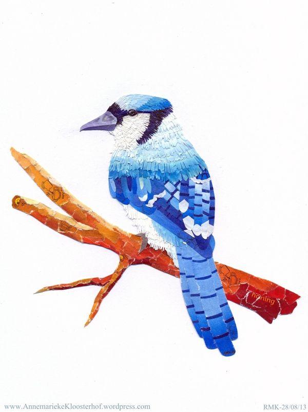 Paper Birds. on Behance