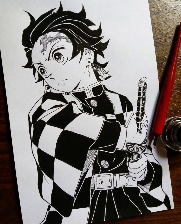 A2t Will Draw A2twilldraw Twitter Anime Demon Manga Anime Anime