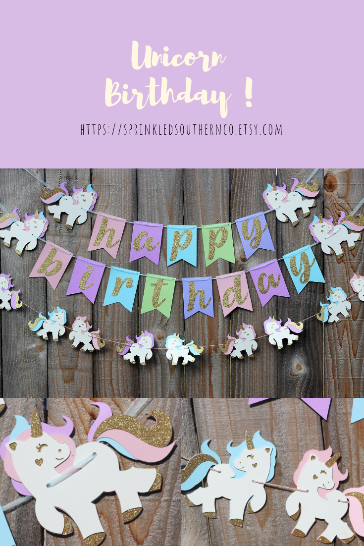 Unicorn Birthday Decor Peacock Party Donut Parties Pink And Gold