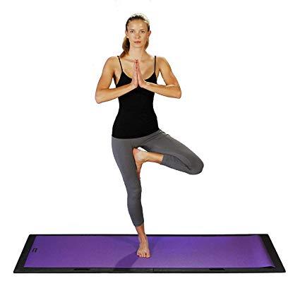 amazon  lifeboard  portable floor to enhance yoga