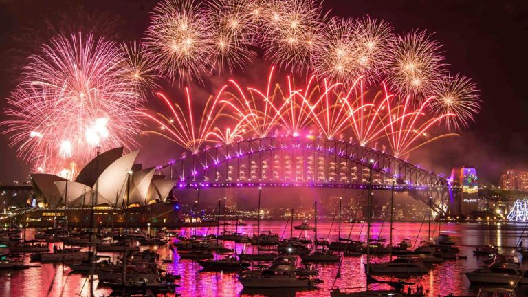 Schedule For Sydney Nye 2019 New Years Eve Fireworks Sydney New