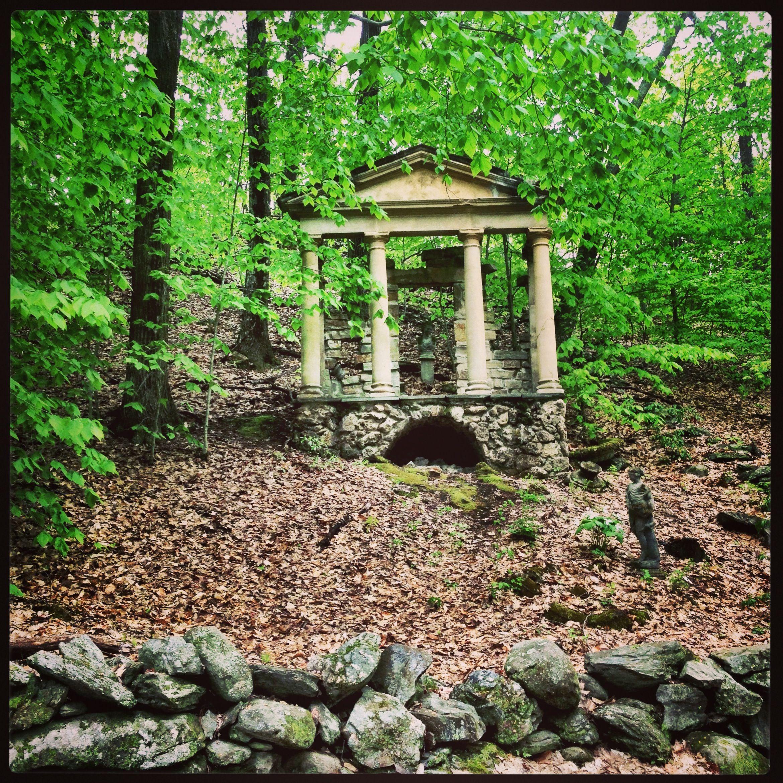 Atlanta Botanical Garden Storza Woods: The Folly In The Woods, Tower Hill Botanical Garden