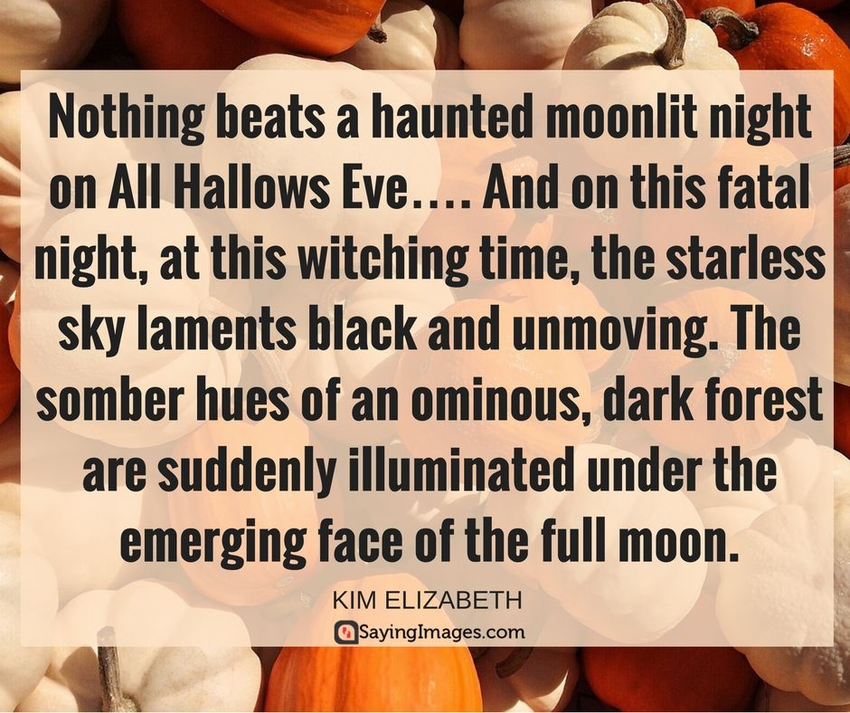 Best Halloween Quotes And Sayings Images, Cards | SayingImages.com