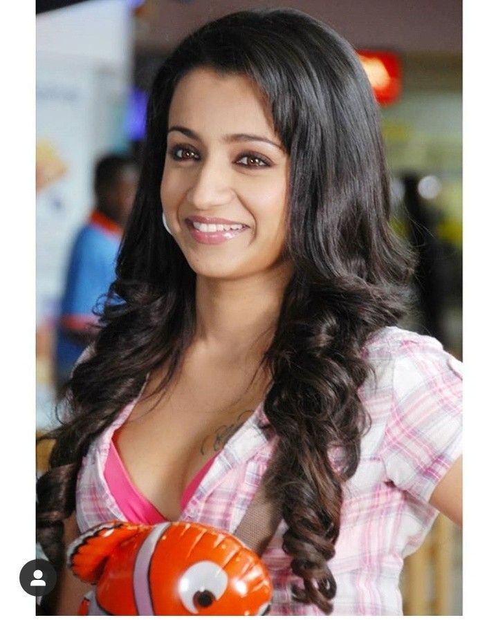 Pin on Trisha Krishnan