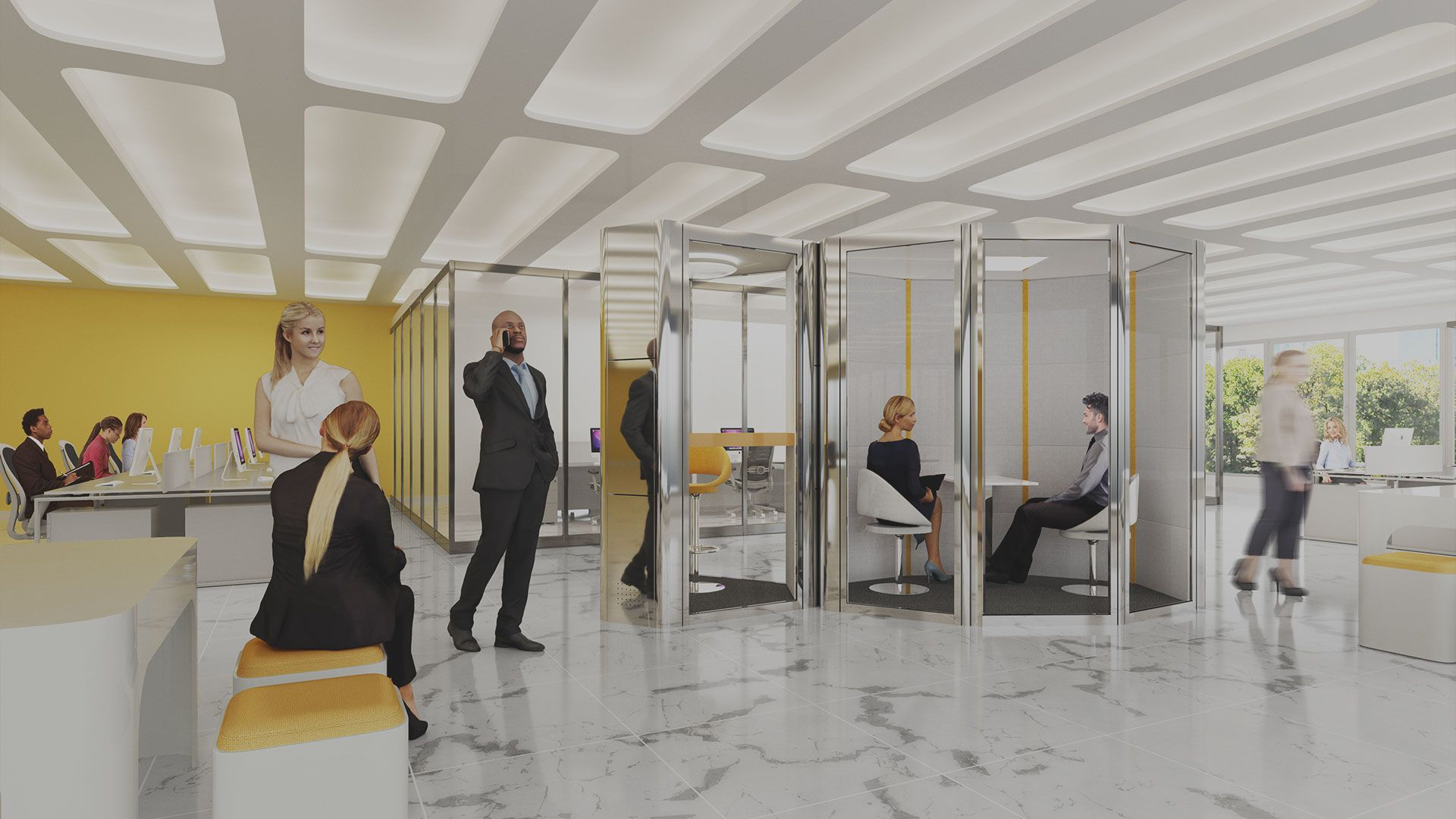 ZITTO Muraflex (With images) Glass wall systems, Glass