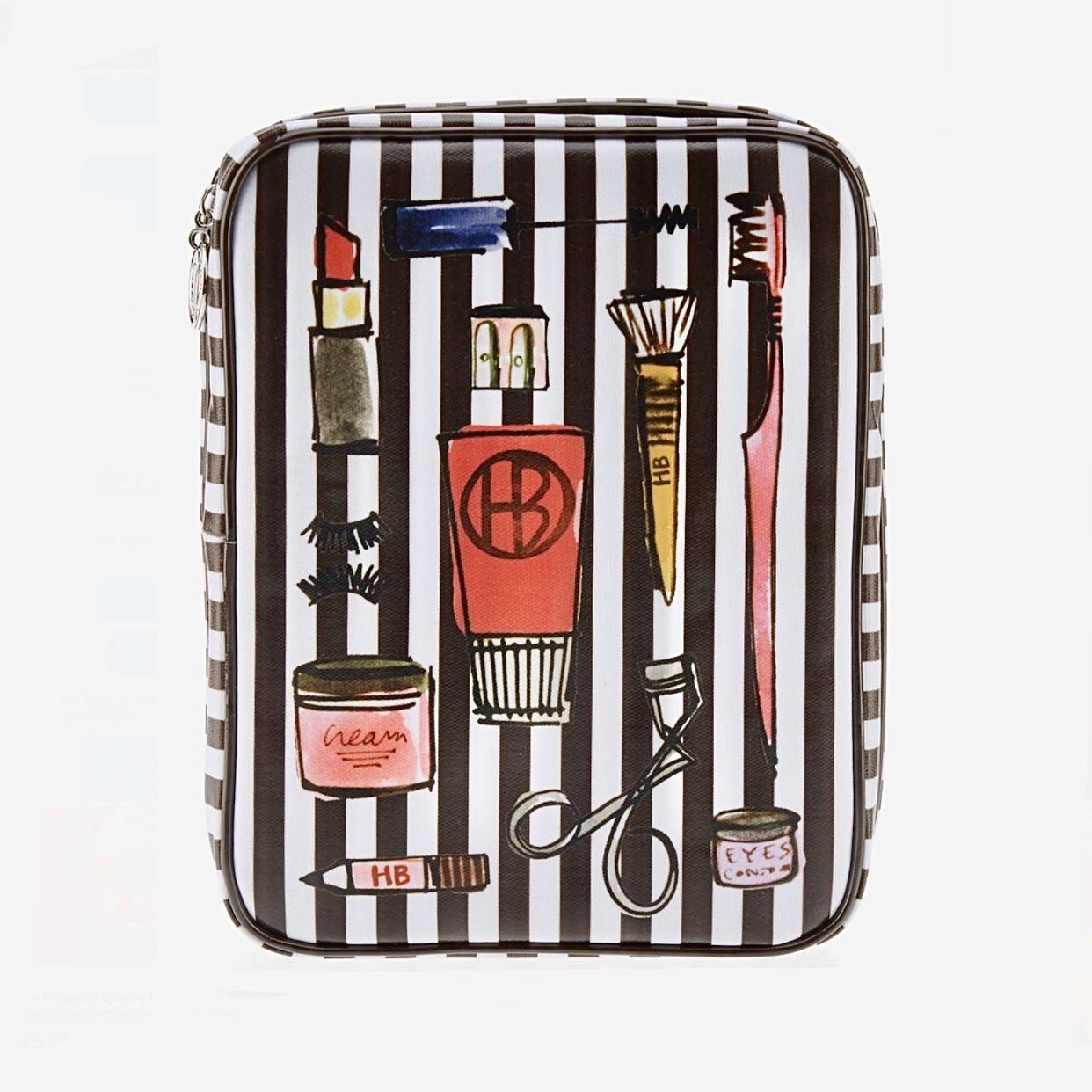 Zip Around Makeup Portfolio Henri Bendel in 2020