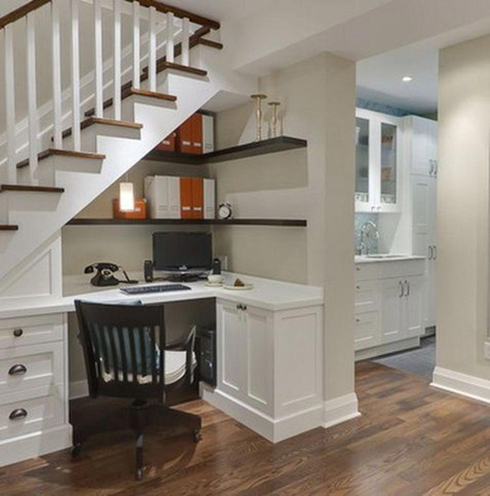 Basement Interior Design: Small Basement Interior Design #SmallBasementDesign