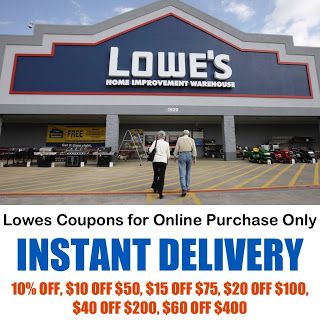 Lowes #Promo #code Never Purchase a promo code again ~ Buy the