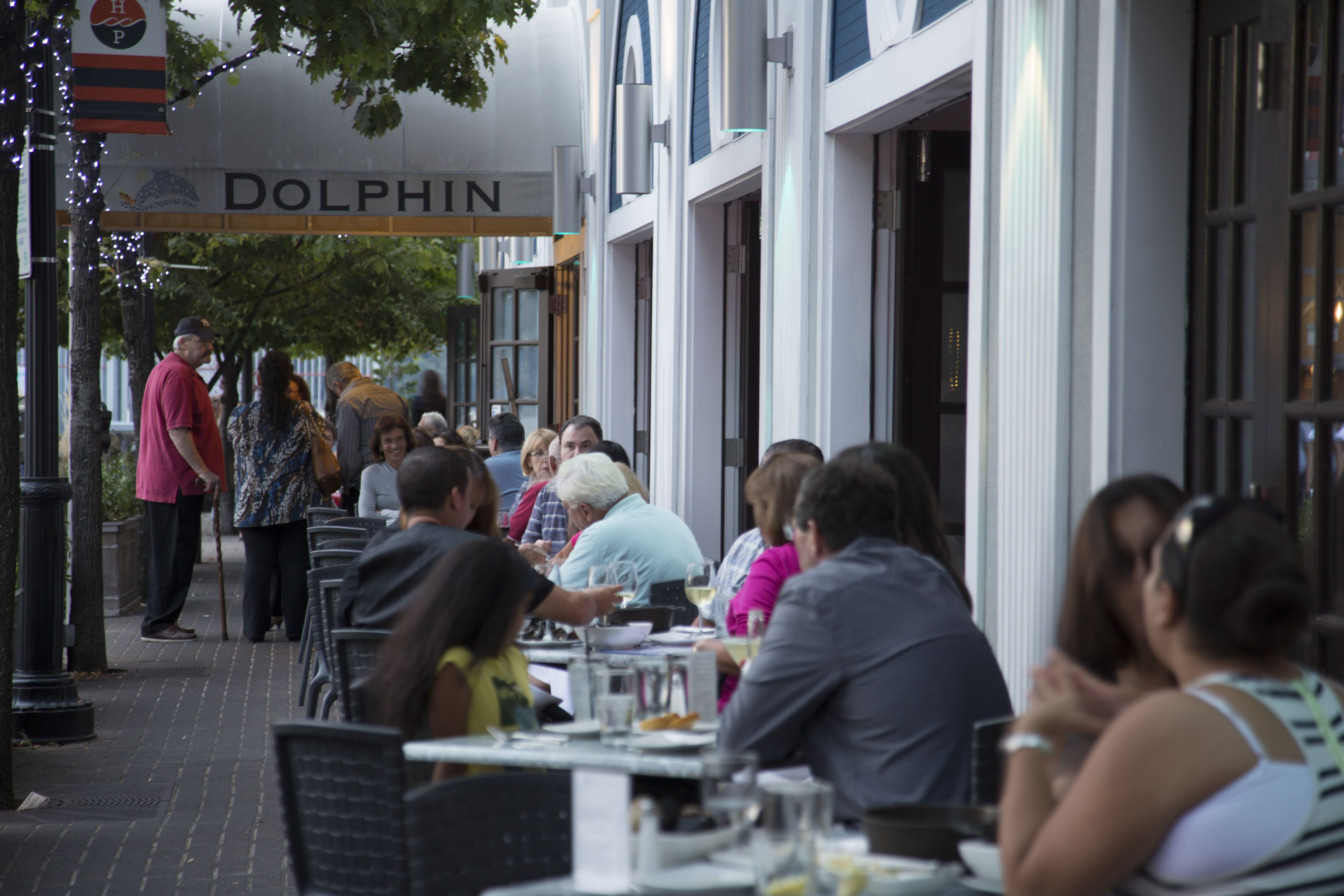 Dolphin Restaurant Located In Yonkers