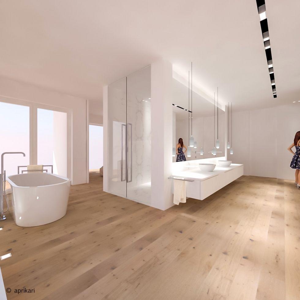 Haus R2 Monchengladbach Aprikari Gmbh Co Kg Badezimmer Gestalten