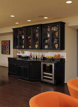 Charmant Home Theater Snack Bar | Houzz   Home Design, Decorating And Remodeling  Ideas And Inspiration