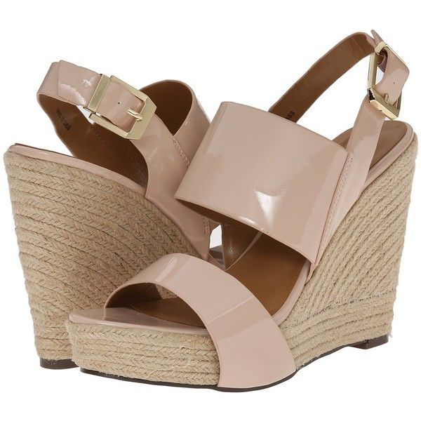Report Report Signature - Cass (Nude) Women's Wedge Shoes (£41) ❤