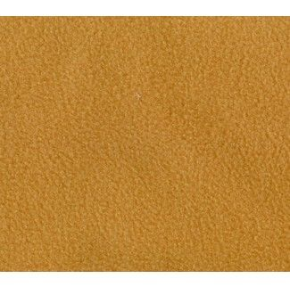Gold Golden Solid Color Anti-Pill Fleece Fabric   by the Yard