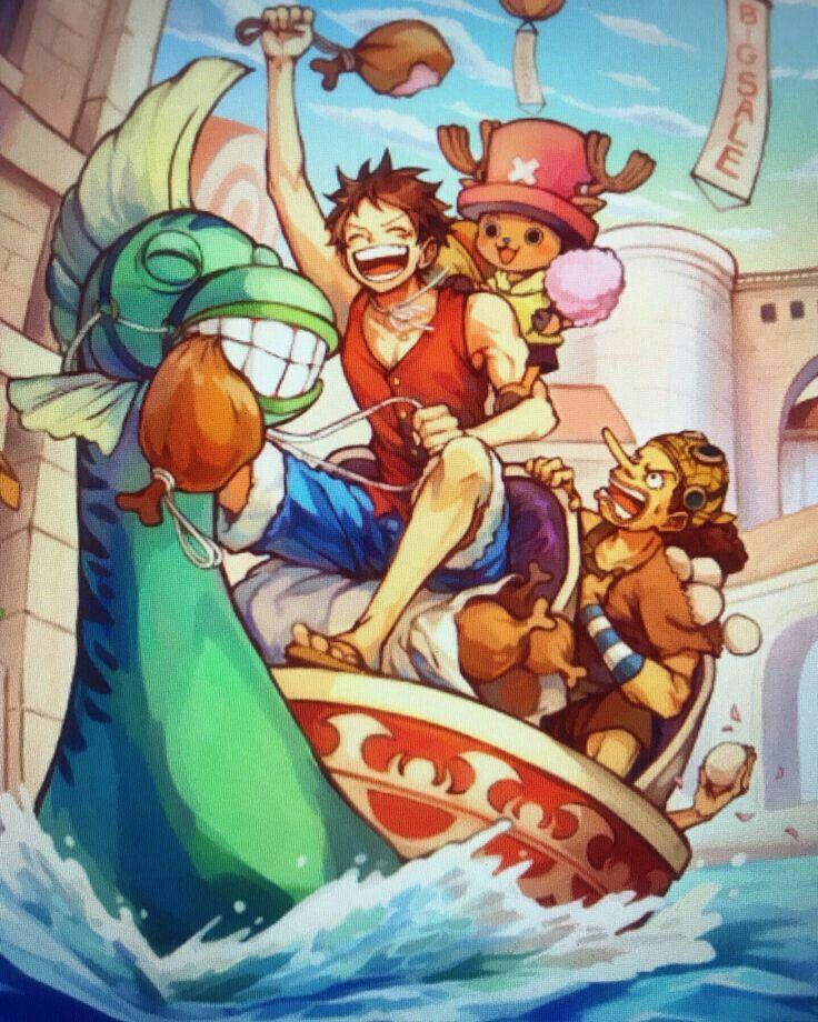 One Piece Manga Image By Shreya Srinivas On One Piece One Piece