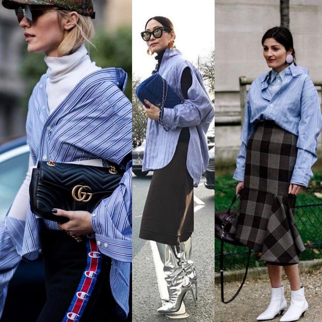 45++ Balenciaga striped shirt dress ideas