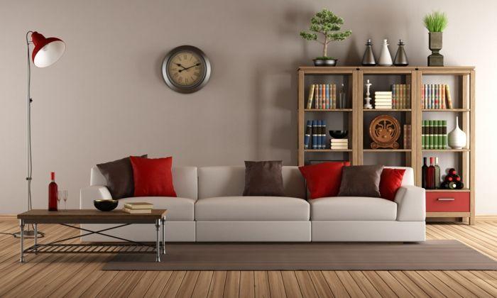 Wohnzimmer 111 Wohnzimmer Ideen \u2013 Die besten Nuancen für eine - wohnzimmer ideen modern