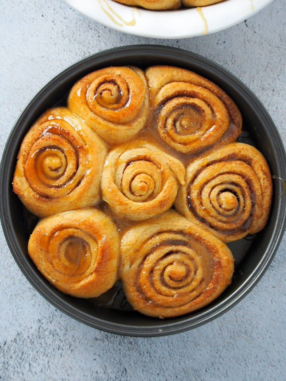 Whole Wheat Cinnamon Rolls With Easy Caramel Glaze Recipe Cinnamon Rolls Sweet Bread Rolls Recipe Sweet Roll Recipe