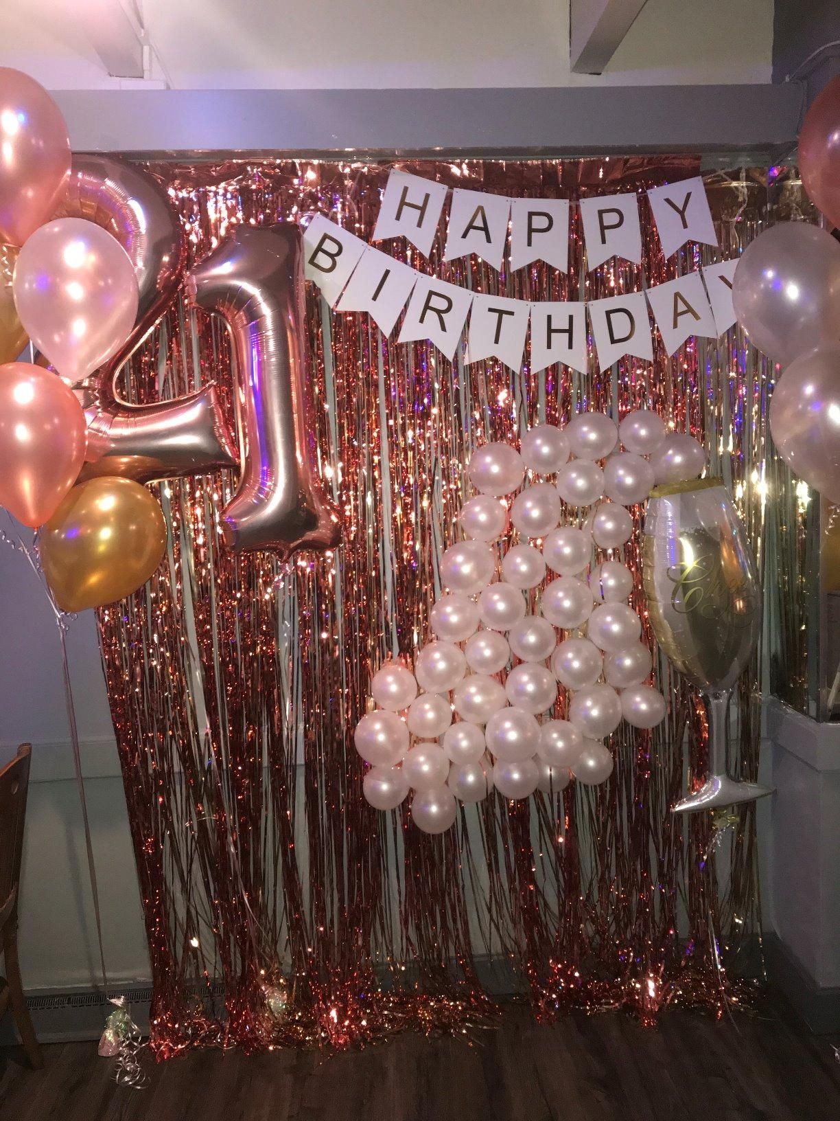 Amazon.com: Customer reviews: Keira Prince Happy Birthday Banner, Party Decorations, Versatile, Beautiful, Swallowtail Bunting Flag Garland, Chic White and Gold #21stbirthdaydecorations