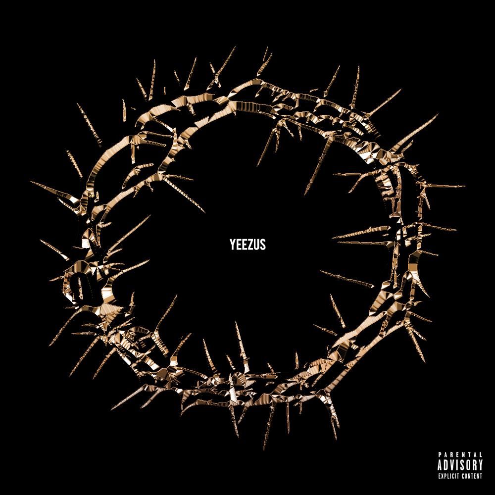 Yeezus Kw Yeezus Album Art Kanye West Yeezus