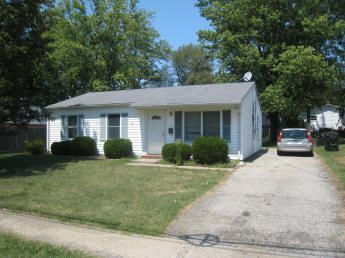 10015 Robsion Rd Louisville Ky 40299 3 Bedroom 1 Bath