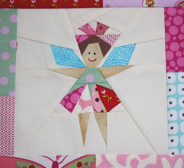 Sew Kid At Heart Block For Susi Jamie Quilts Paper Piecing