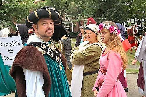 Grand Medieval Procession