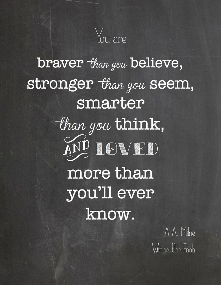 Aa Quote A Beautiful Quote From A.a.milne's Winnie The Poohcheck Out Our .