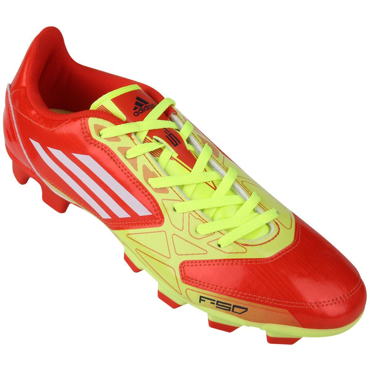 Botines Adidas F5 TRX FG - Netshoes  37981ad56919d