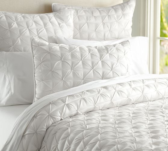 Isabelle Tufted Voile Quilt Shams Voile Quilts Quilt Sets Bedding Quilted Sham