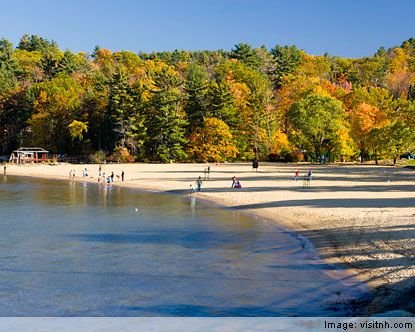 Explore Granite State New Hampshire And More Weirs Beach