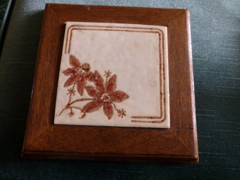 Vintage ceramic tile hr johnson ltd of england tile trivet vintage ceramic tile hr johnson ltd of england tile trivet england trivet dailygadgetfo Images