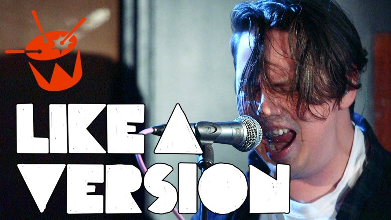 Violent Soho cover Silversun Pickups 'Lazy Eye' for Like A Version
