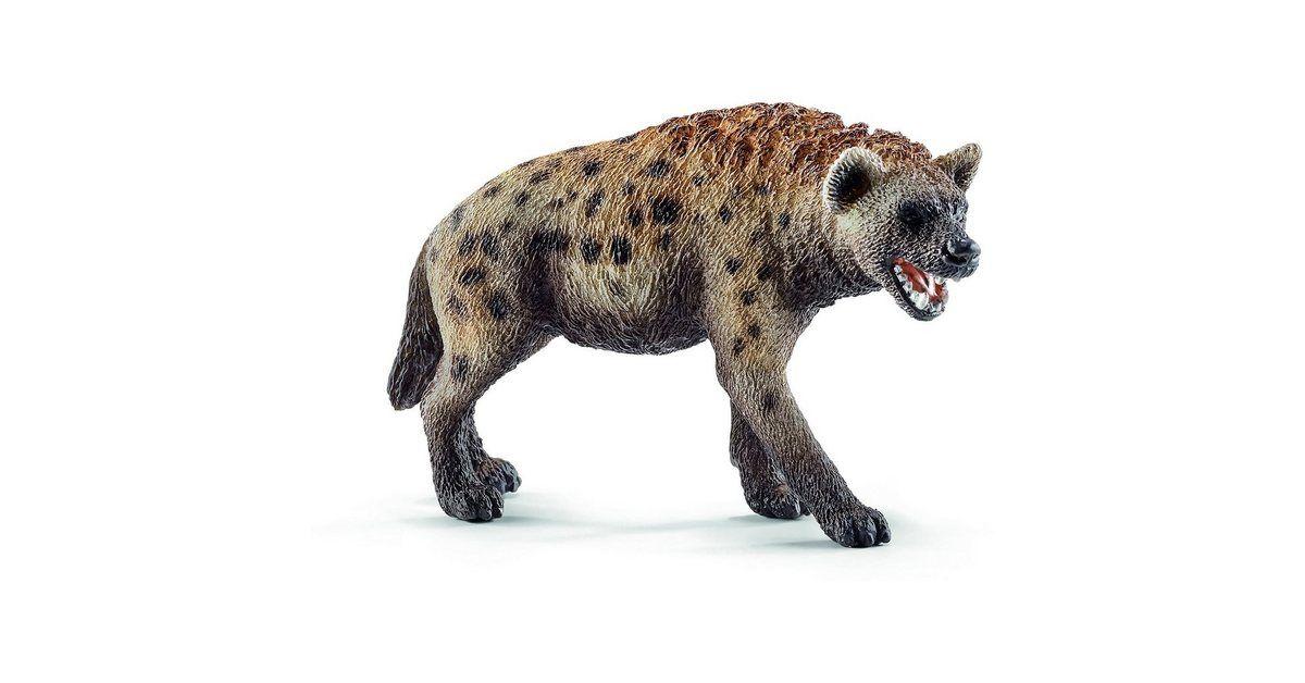 Schleich® 14735 Wild Life Hyäne, Altersempfehlung ab 3