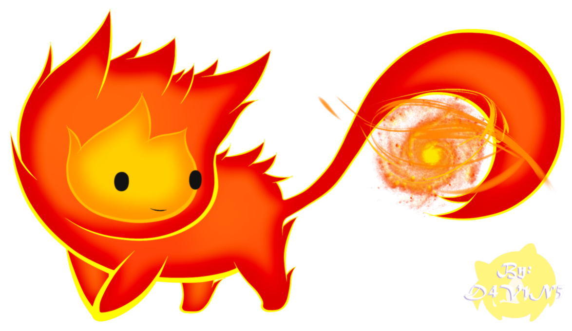 100 Photos of Adventure Time Fire Cat