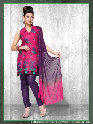 New Kalazone Silk Mill's #Salwar Collection.#Salwar Kameez are available in all the leading retail store and shopping malls across the nation. Moreover the availability of this dress on the e-market has really helped reaching out to a lot of people in and outside the country.
