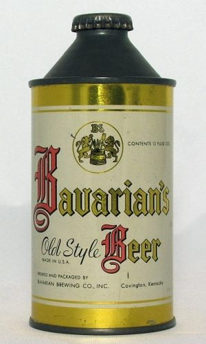 Bavarians Old Style Beer